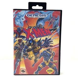 SEGA Genesis - X-Men - 1993 (In Box)